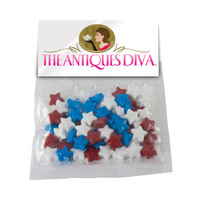 Large Candy Bag (with Header Card) with Candy Stars
