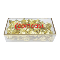 Golden Favorites Box with Chocolate Truffles