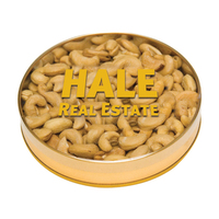 Gold Rush Tray Container with Cashew Nuts