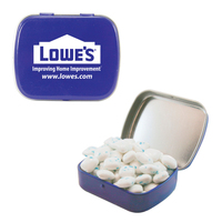 Small Blue Tin with Sugar-Free Gum