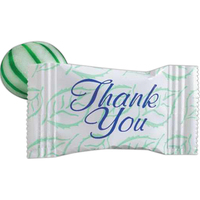 "Stock ""Thank You"" Individually Wrapped Candy"