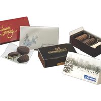The Contemporary Gift Box with Gourmet Cookie Selection