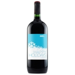 Magnum CA Merlot Red Wine with Custom Label