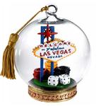 Las Vegas Memory Globe