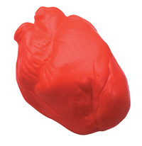 Squeezies® Heart (Anatomical) Stress Reliever