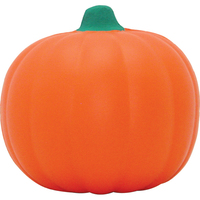 Squeezies® Pumpkin Stress Reliever