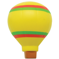 Squeezies® Hot Air Balloon Stress Reliever