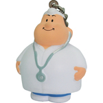 Doctor Bert™ Squeezie® Keychain