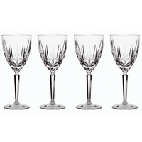 Marquis (R) by Waterford sparkle stemware - sets of 4