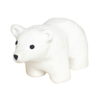 Squeezies® Polar Bear Stress Reliever