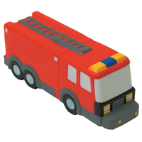 Squeezies® Fire Truck Stress Reliever