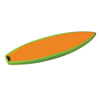 Squeezies (R) Surfboard Stress Reliever