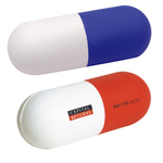 Squeezies (R) Capsule Stress Reliever