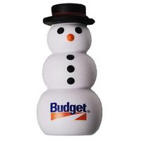 Snowman Shape Stress Reliever