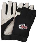 Cowhide Leather Mechanics Gloves