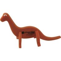 Dinosaur on a Leash