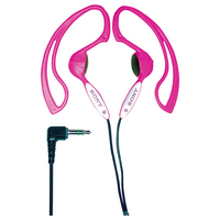 Sony Pink Clip, In-The-Ear Headphones