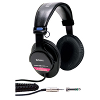 Sony Studio Monitor Type Headphones