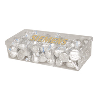 3way Show Piece Container w/ Hershey Kisses Chocolate Candy