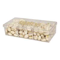 3way Show Piece Container with Pistachios