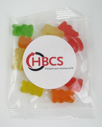 1oz. Premium Gummy Bears Goody Bag