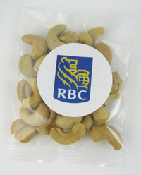 1oz. Jumbo Cashews Goody Bag