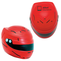 Squeezies® Motorcycle Helmet Stress Reliever