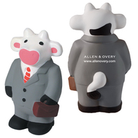 Squeezies® Business Cow Stress Reliever