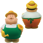 Squeezies (R) Gardener Bert (TM) Stress Reliever