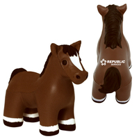 Squeezies® Horse (with Sound) Stress Reliever