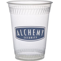 Eco-Friendly 16 Ounce Compostable Soft Sided Plastic Cup