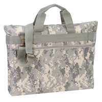 Digital Camo Document Bag