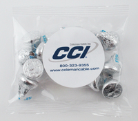 2oz. Hershey's Chocolate Kisses® Handfuls