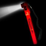 """Red 8"""" Light-Up LED Glow Safety Stix"""