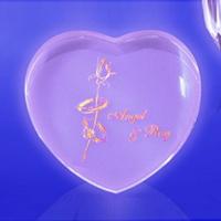 Award-Pink Plain Heart