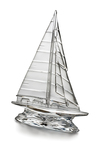 """Waterford 9"""" Tall Sailboat"""