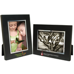 4 x 6 Black Wood Frame