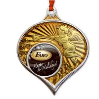 Festive Dazzler Ornament