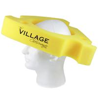 Cheese Wedge Foam Hat