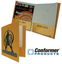 Conformer® Capacity Reinforced Edge Folder