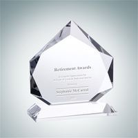 Crystal Glass Prestige Diamond Award