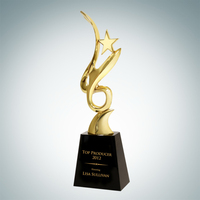 Star Glory Crystal Award