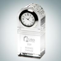 Raise the Bar Crystal Glass Award