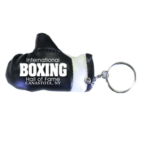 Boxing Glove Key Holder - Black - E630