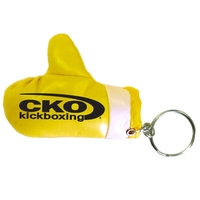 Boxing Glove Key Holder - Yellow - E630