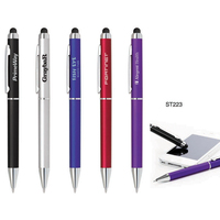 The Sensi-Touch Plastic Ball Pen
