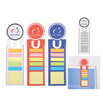 Sticky notes with Bookmark & Ruler