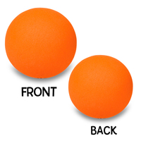 Orange Ball Antenna Toppper