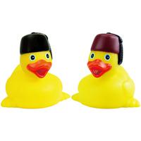 Rubber Fez Hat Duck