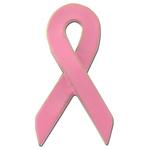 Pink Awareness Ribbon Lapel Pin